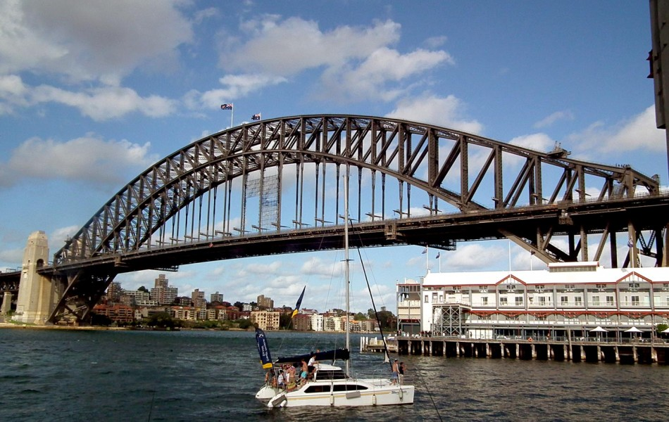 Harbour Bridge 3